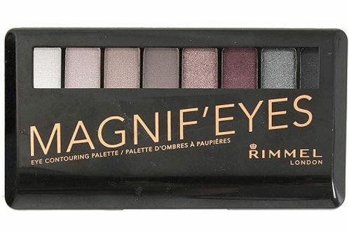 Rimmel LondonRimmel Magnif'Eyes Eye Palette Grunge Glamour  Want the London look?