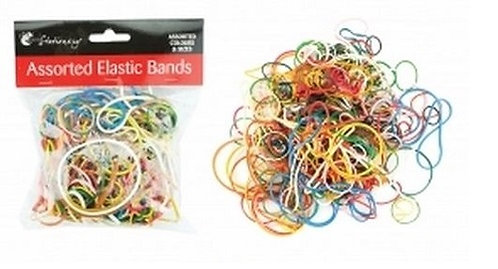 everyday low prices, stationery, bands, elastic bands