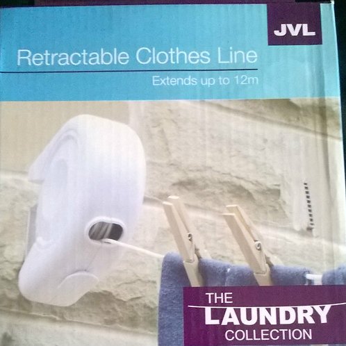12 Metre Retractable Clothes Line