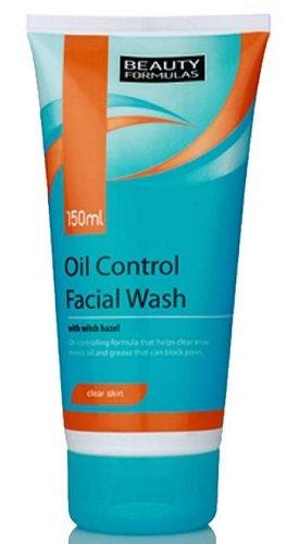 Oil Control Facial Wash