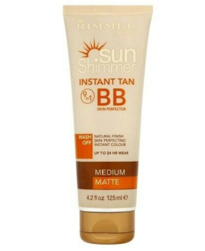 Rimmel Sun Shimmer BB Cream
