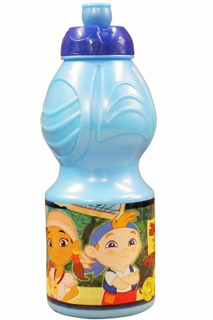 Jake and The Neverland Pirates Drink Bottle quench your kid's thirst with liquids stored in this new drinking bottle