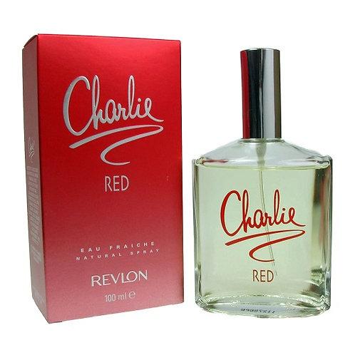 Revlon Charlie Red