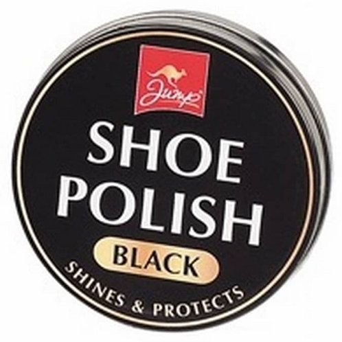 Black Shoe Polish to shine and protect your shoes