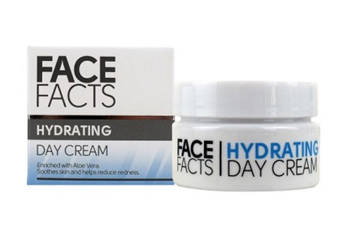 Hydrating Day Cream enriched with Aloe Vera