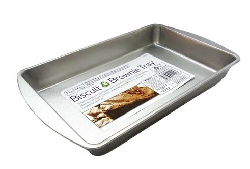 Biscuit and Brownie Tray Cake Tin