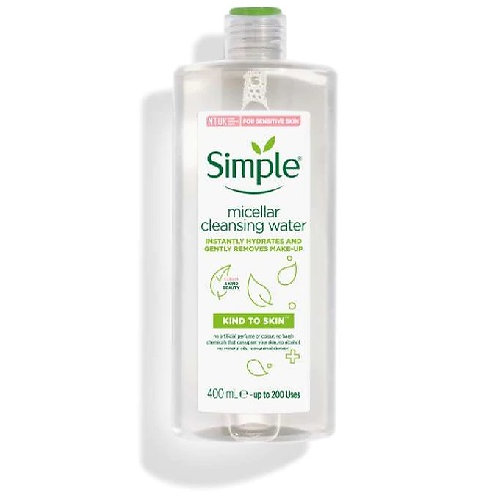 Simple Micellar Water 400ml