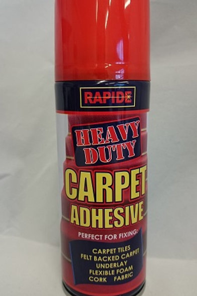 Carpet Adhesive for fixing:Carpet Tiles,Felt Backed Carpet,Underlay,Flexible Foam,Cork,Fabric