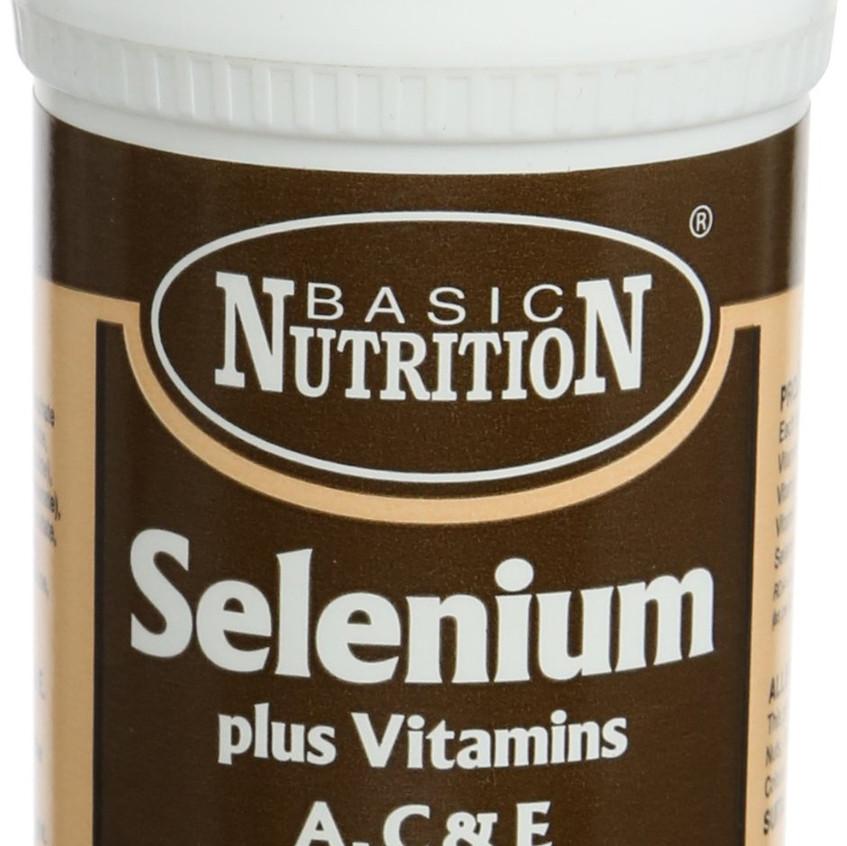 Vitamins - Selenium 30s