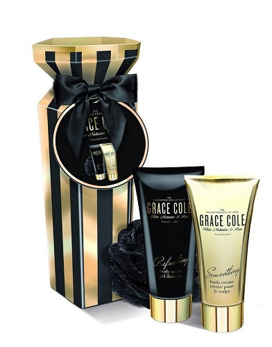 Grace Cole White Nectarine & Pear Allure Gift Set