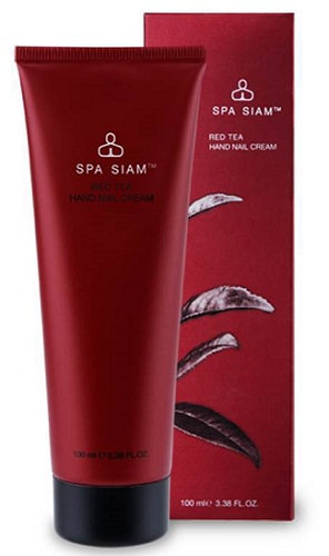 everyday low prices, hand, hand cream, spa, spa siam, red tea, nail cream