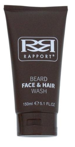 Beard Face & Hair Wash