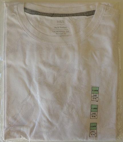 Mens Marks & Spencer Plain T Shirt
