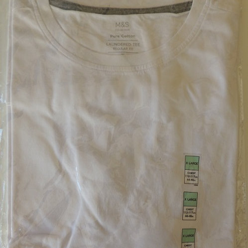 Mens Marks & Spencer Plain T Shirt