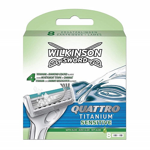 Wilkinson Sword blades are the European name for Schick and are fully compatible with Schick Razors