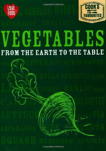 Cook's Favourites - Vegetables