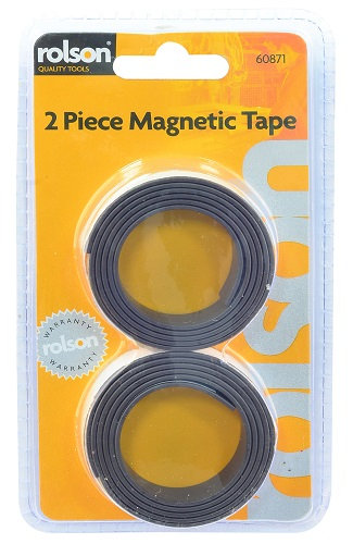 everyday low prices, magnetic, tape, magnet, magnet tape, magentic tape, rolson