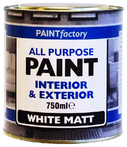 White Paint 750ml