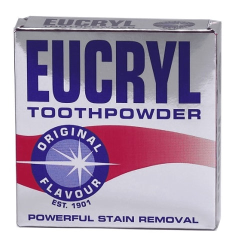 Eucryl Tooth Powder 50g