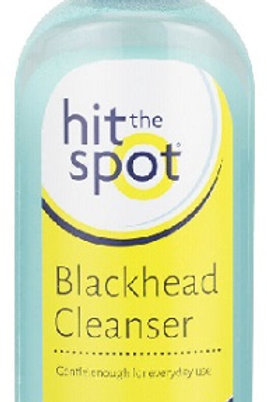 Blackhead Cleanser helps the fight against blackheads in prone areas of the face, removing dirt, oil and dead cells