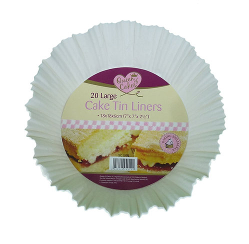Large Round Cake Liners