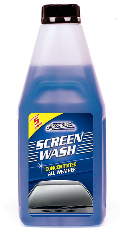 Car Pride Screen Wash 1ltr