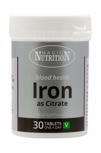 Iron Tablets 30s
