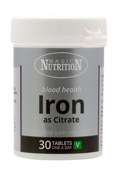 Iron Tablets contribute to the normal formation of red blood cells and haemoglobin, normal cognitive function