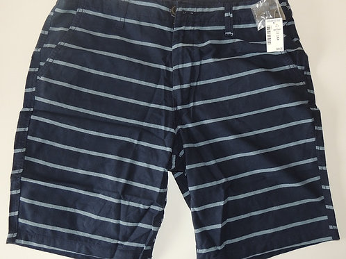 Mens Aeropostale Blue Striped Shorts