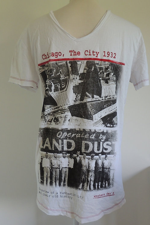 Key Largo T-Shirt Chigaco The City 1932
