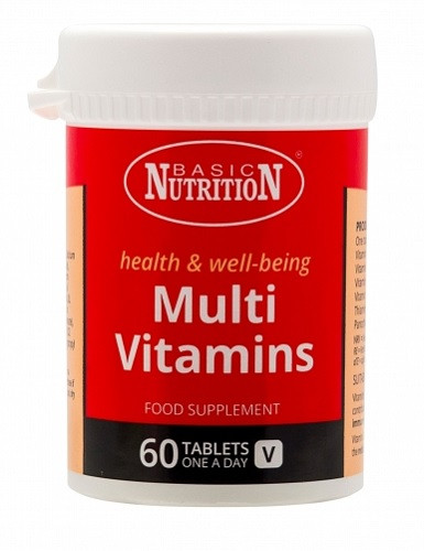 Munlti Vitamins without Iron