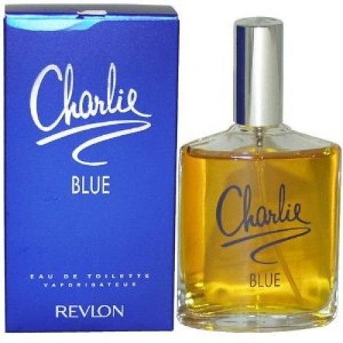 Revlon Charlie Blue Eau de Toilette Spray for Woman, fragrance by the beauty house of Revlon