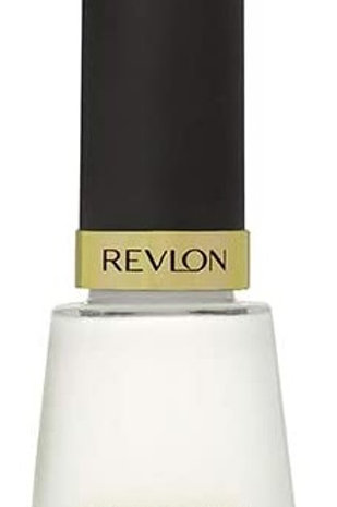 Revlon Nail Enamel White On White 050
