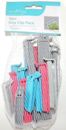 Bag Clip Set