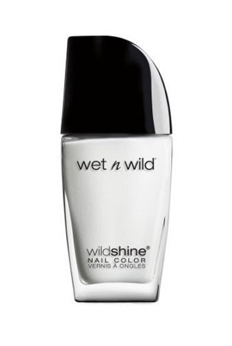 Wet N Wild Nail Polish E453B French White Creme