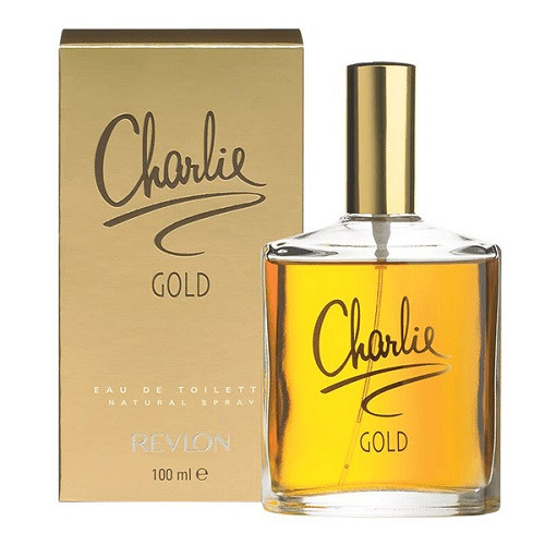 Charlie Gold EDT 100ml $10