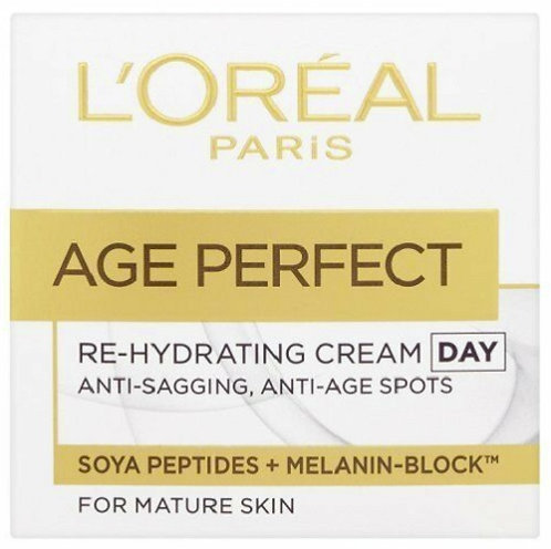 L'Oreal Age Perfect Re-Hydrating Cream