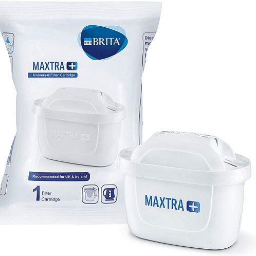 MAXTRA + cartridgesreducelimescale, chlorine and other impurities.  Manufactured and imported from the UK.  Fits all BRITA