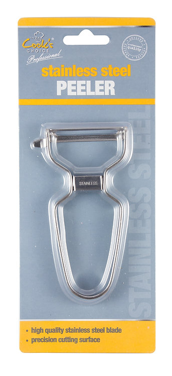 Cook's Choice Stainless Steel Peeler