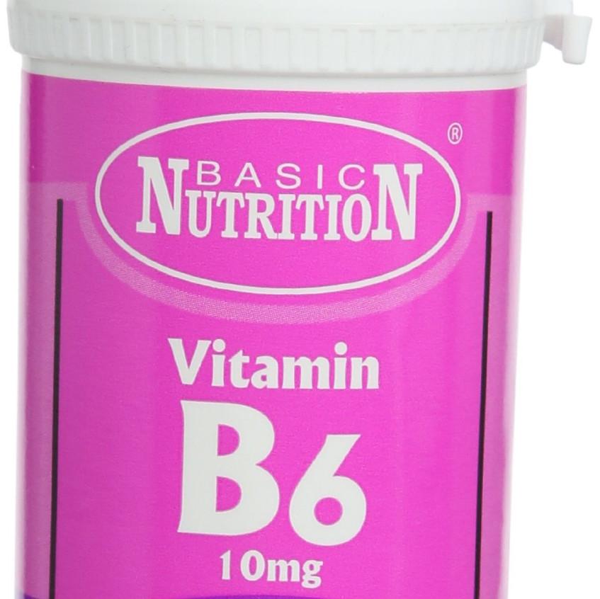 Vitamins - B6 60s