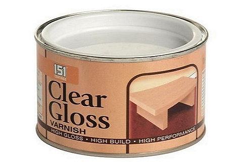 Clear Gloss Varnish