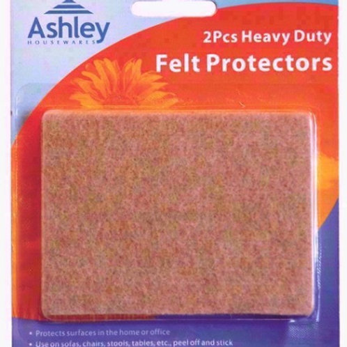 Self-adhesive felt protectors, simply peel and stick. Use in the home or office. Use on sofas, chairs, stools, tables