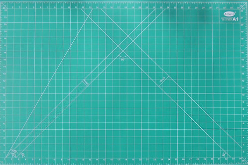 A1 Self Healing Cutting Mat Centimetre Measurements