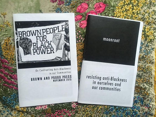 On Confronting Anti-Blackness in our Communities // Resisting Anti-Blackness in Ourselves and our Communities