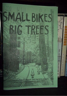 Small Bikes Big Trees