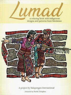 Lumad Coloring Book