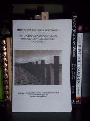 Movement Demands Autonomy! An O'odham Perspective on Immigration and Border Controls
