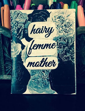 Hairy Femme Mother