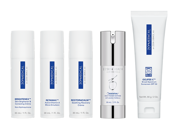 Non-HQ Hyperpigmentation System