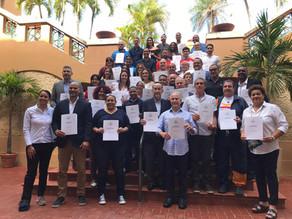 Histórica creación de la asociación de Atletas Olímpicos de Puerto Rico